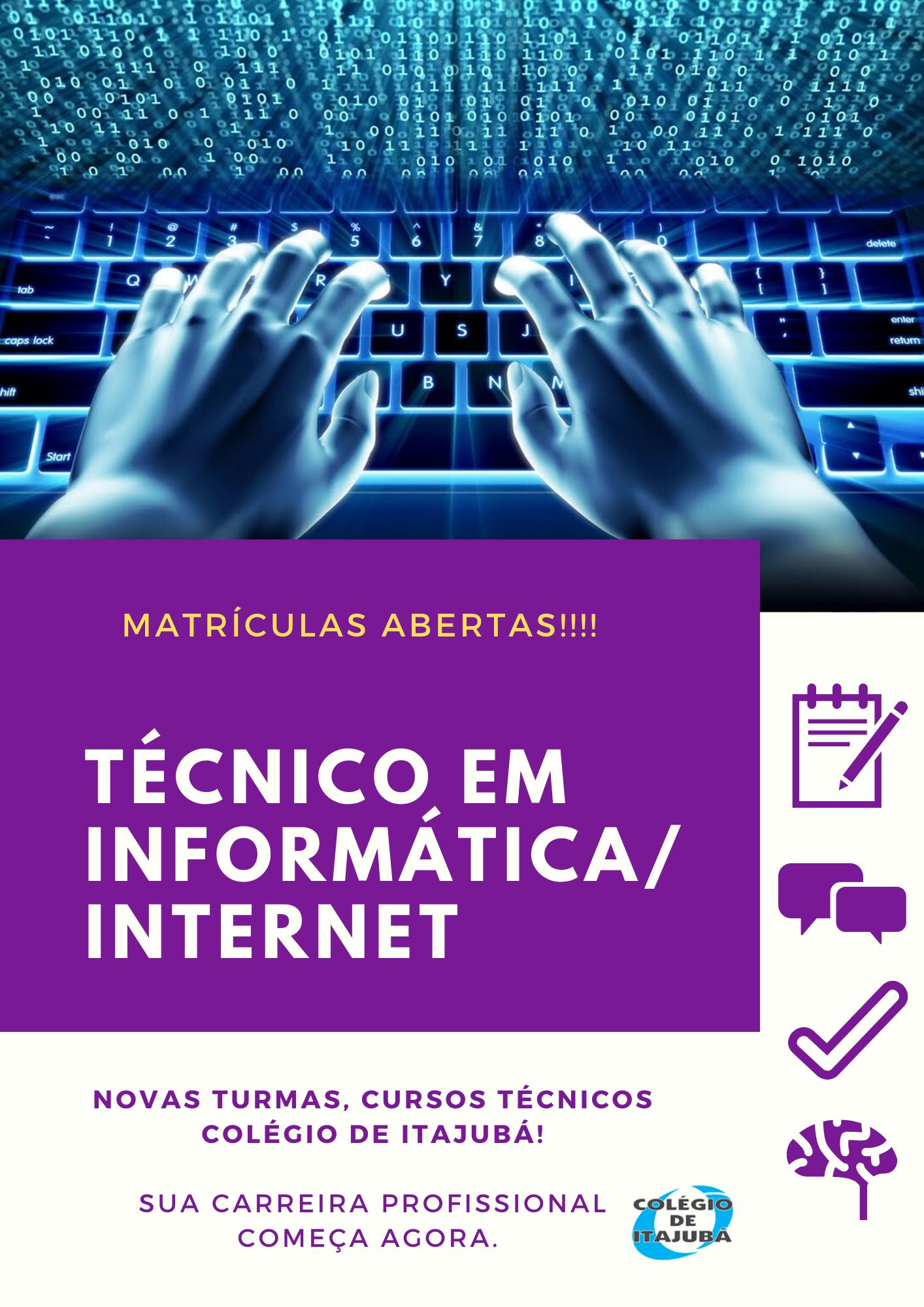 INFORMÁTICA/INTERNET!
