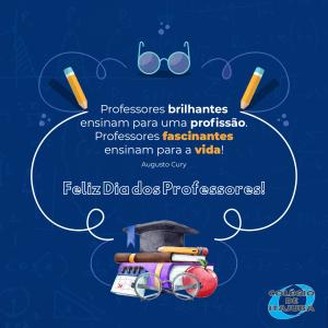 Feliz dia Professores!!!