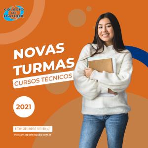 Cursos Técnicos 2021!
