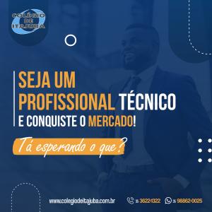 Seja um profissional técnico!