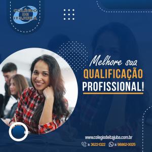 Melhore sua qualificação profissional!